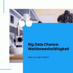 Big Data Chance Forschung und Entwicklung small