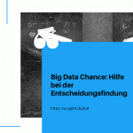 Big Data Chance Hilfe bei der Entscheidungsfindung small