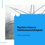 Big Data Chance Transparenz small
