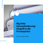 Big Data Herausforderung Informationsflut small