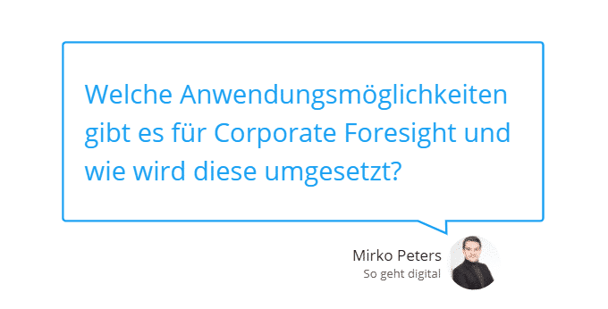 corporate foresight